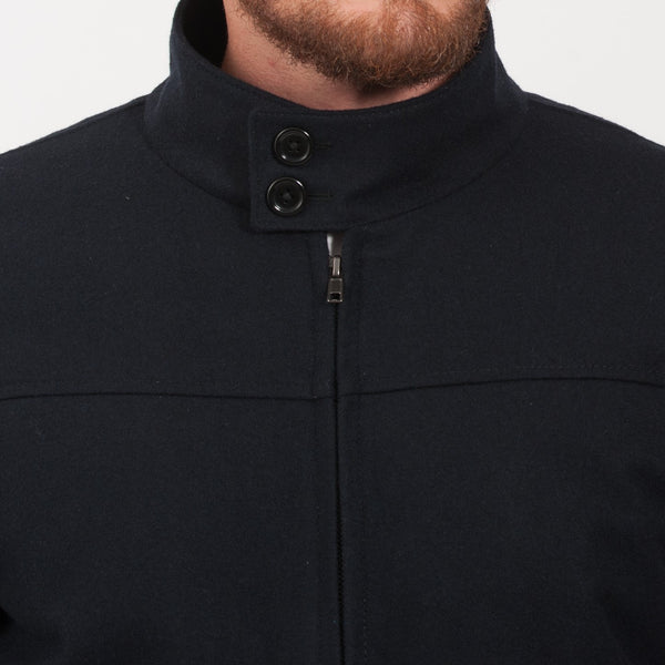Black Club Jacket