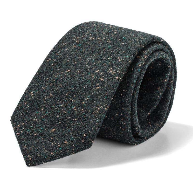 Olive Donegal Tie