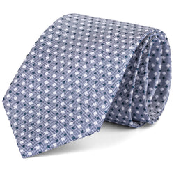 Light Grey Mini Box Tie