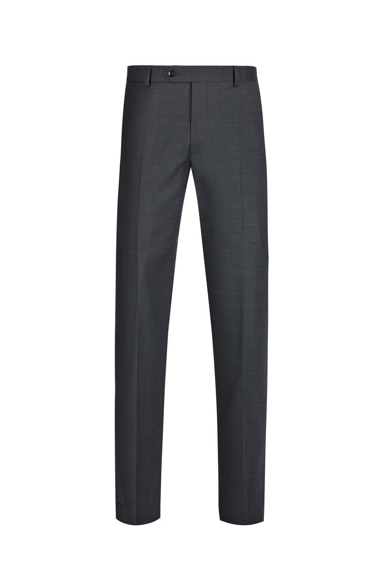 Charcoal NanoStretch Slim Fit Suit Pant