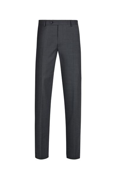 Charcoal NanoStretch Signature Fit Suit Pant
