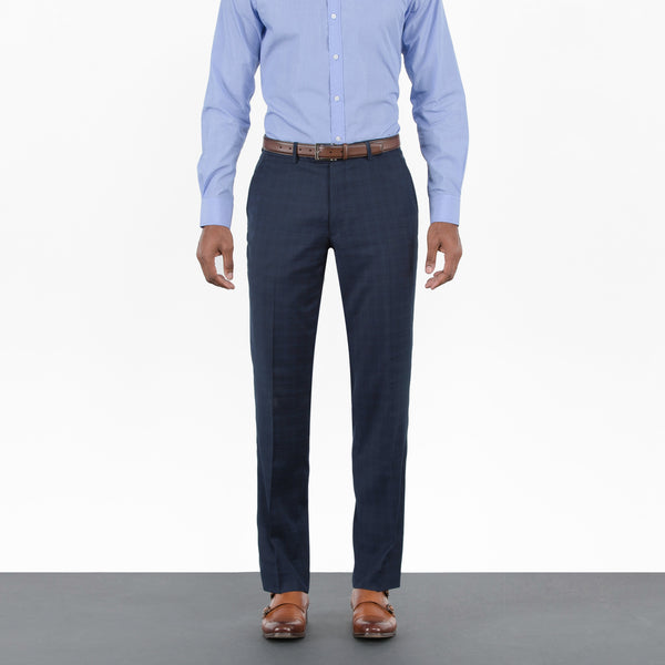 Blue Glen Plaid Workhorse Pants
