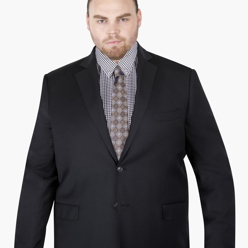 Black NanoStretch Signature Fit Suit
