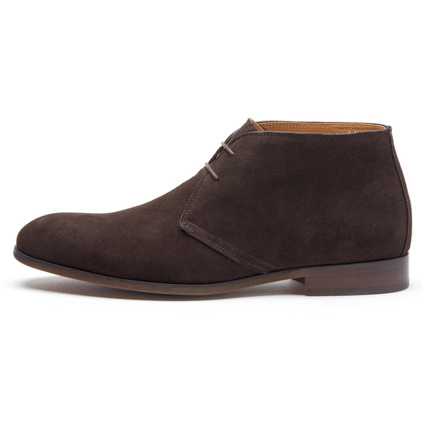 Coffee Suede Chukka Boot