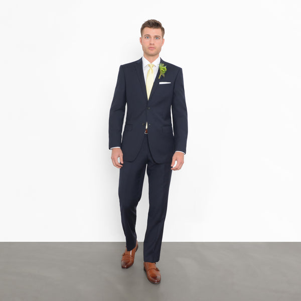Navy Slim Fit Suit