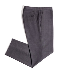 Charcoal Glen Plaid Workhorse Pants
