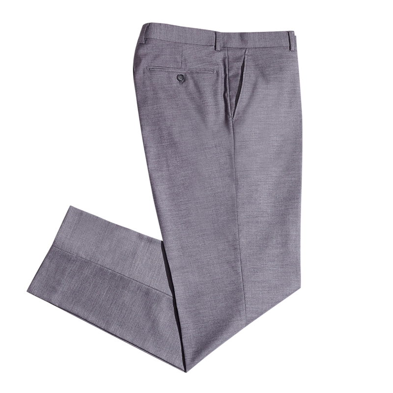 Grey Stretch Pants