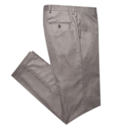 Essential Grey Modern Fit Suit Pant
