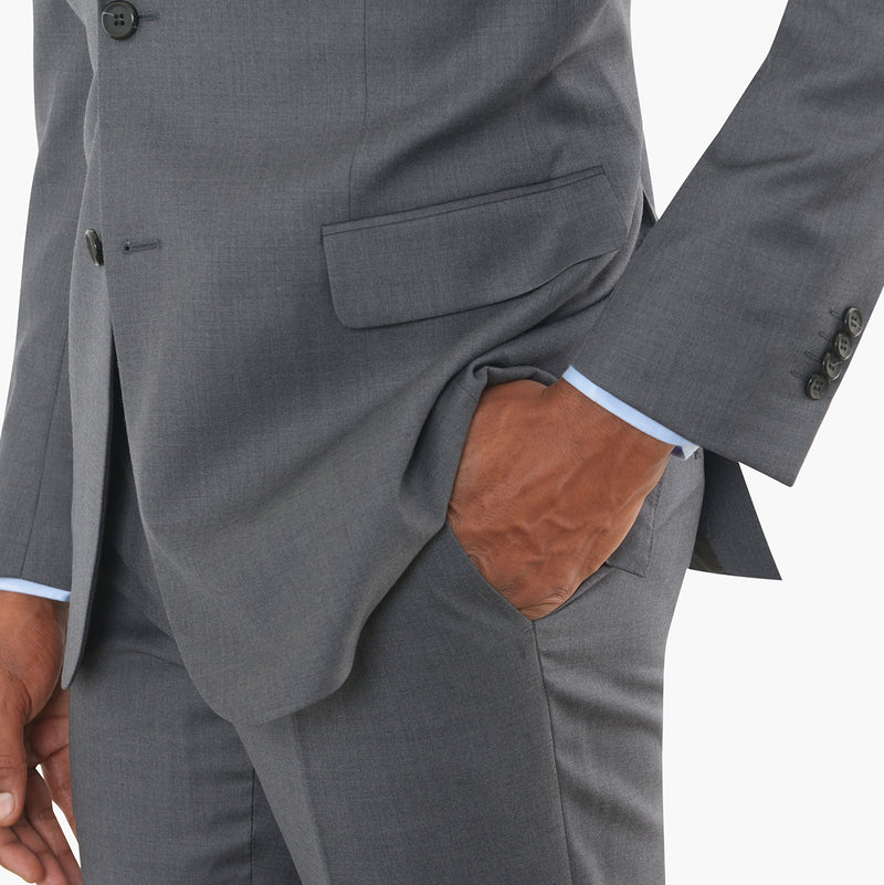 Charcoal Modern Fit Suit