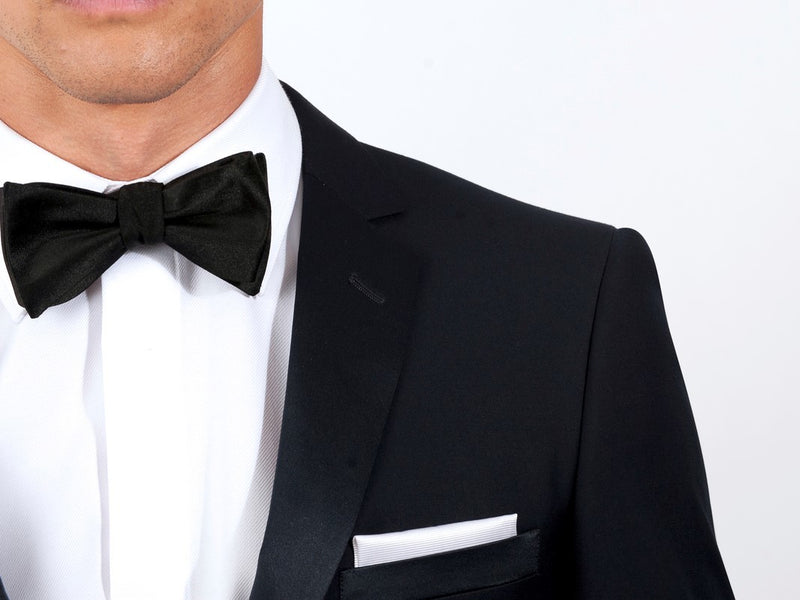 Navy Slim Fit Notch Lapel Tuxedo