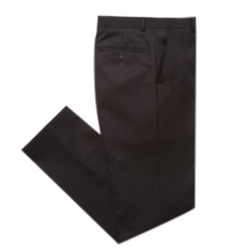 The New Essential Black Modern Fit Suit Pant