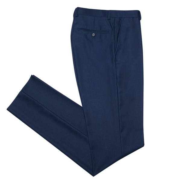 Essential Blue Modern Fit Suit Pant