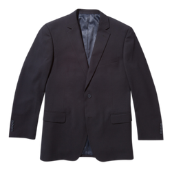 The New Essential Navy Modern Fit Suit Jacket