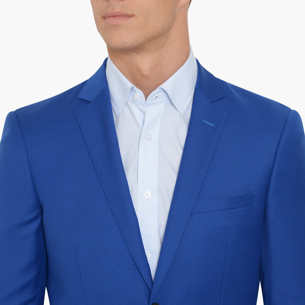 Royal Blue Slim Fit Suit