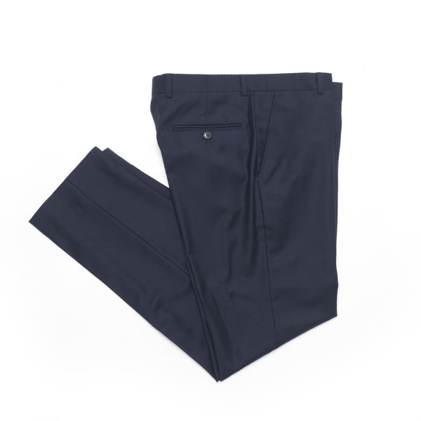 The New Essential Navy Tailored Fit Suit Pant