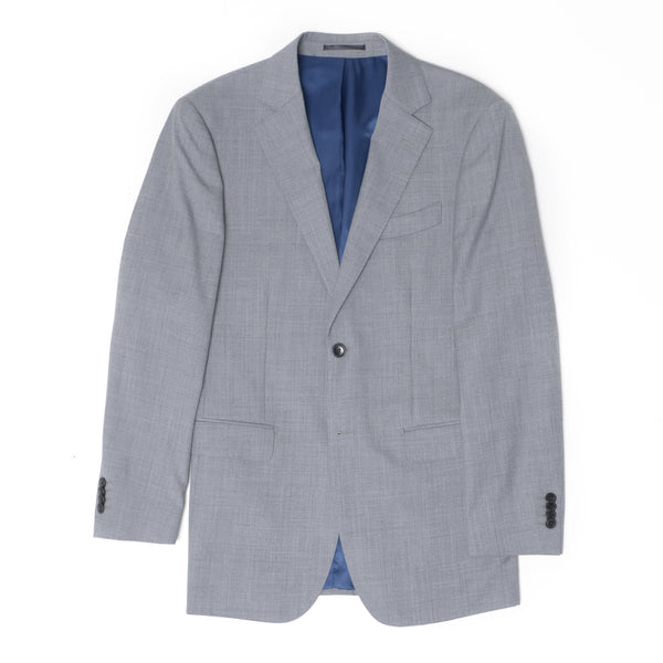 The New Essential Grey Slim Fit Suit Jacket