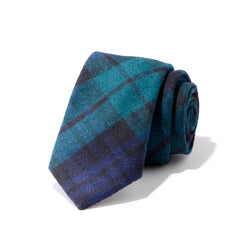 Blackwatch Tartan Tie