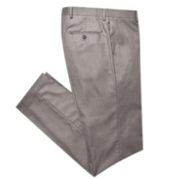 Essential Grey Slim Fit Suit Pants