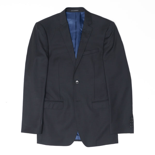 The New Essential Black Tailored Fit Suit Jacket