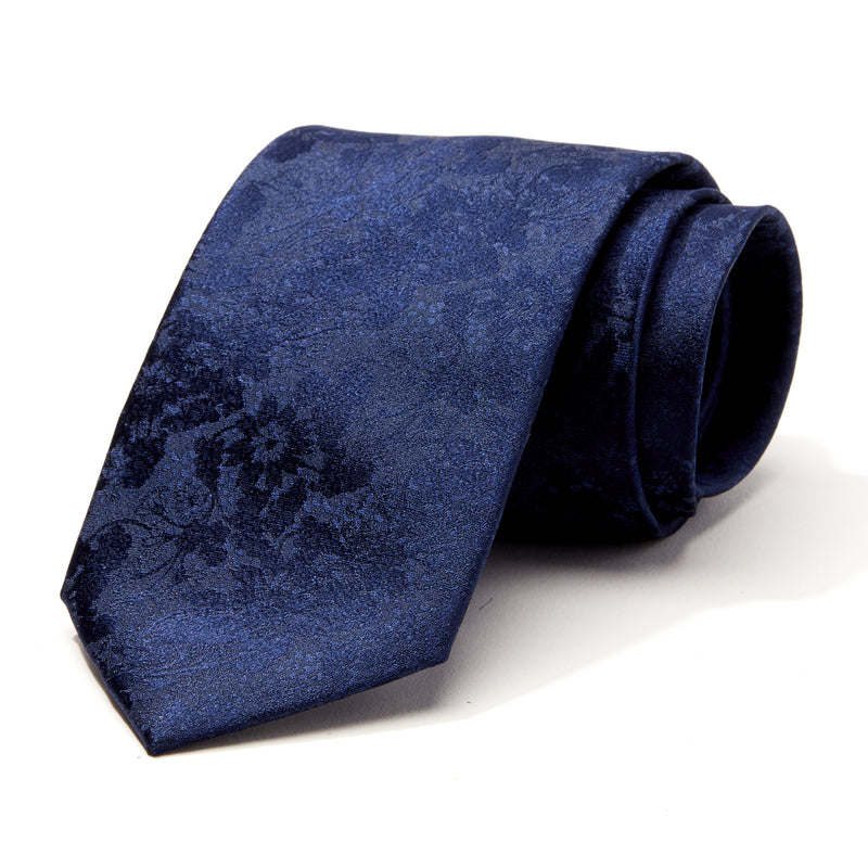 Forever Floral Navy Tie