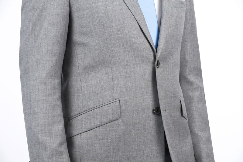 Grey Two-Piece Suit