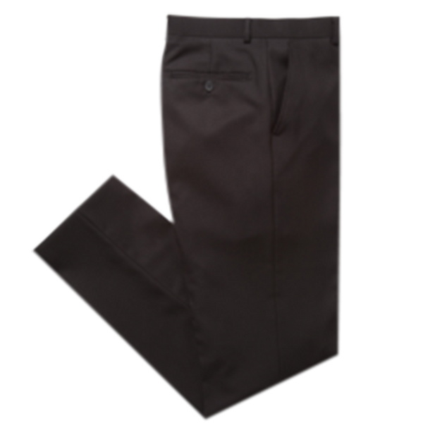 Essential Navy Modern Fit Suit Pant