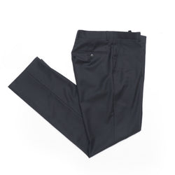 The New Essential Black Slim Fit Suit Pant
