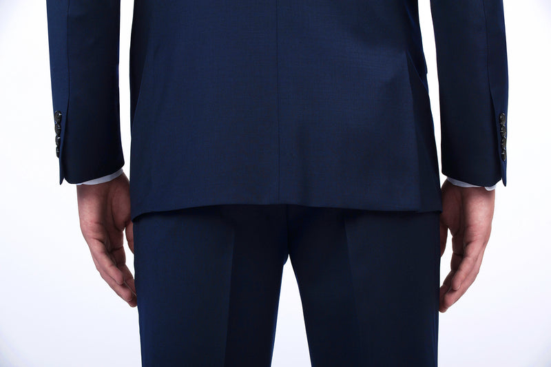 Blue Two-PIece Suit
