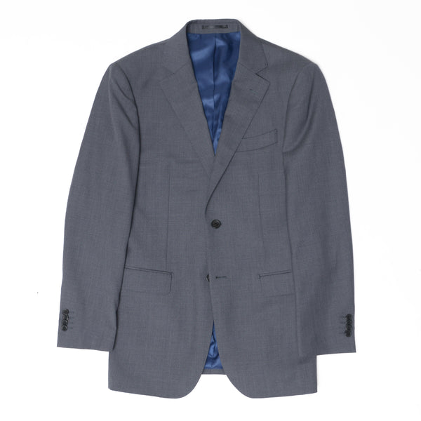Essential Charcoal Tailored Fit Suit Jacket