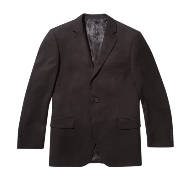 Essential Black Modern Fit Suit Jacket