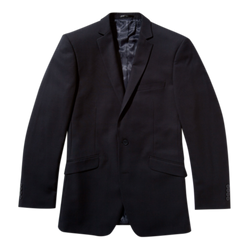 Essential Navy Slim Fit Suit Jacket