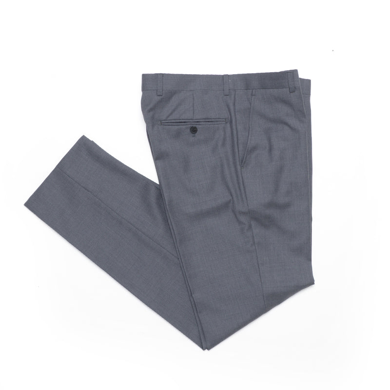 Essential Charcoal Tailored Fit Suit Pant