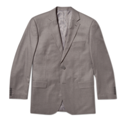 Essential Grey Slim Fit Suit Jacket