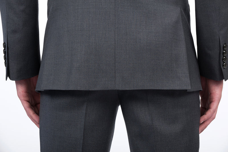 Charcoal Two-Piece Suit