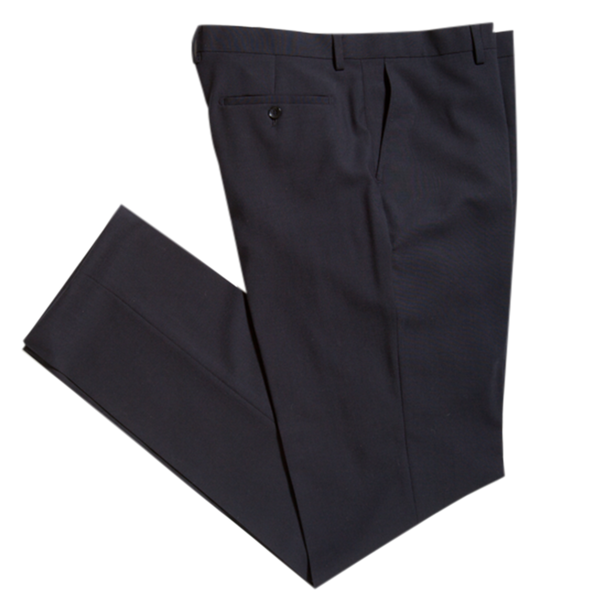 Essential Navy Slim Fit Suit Pant