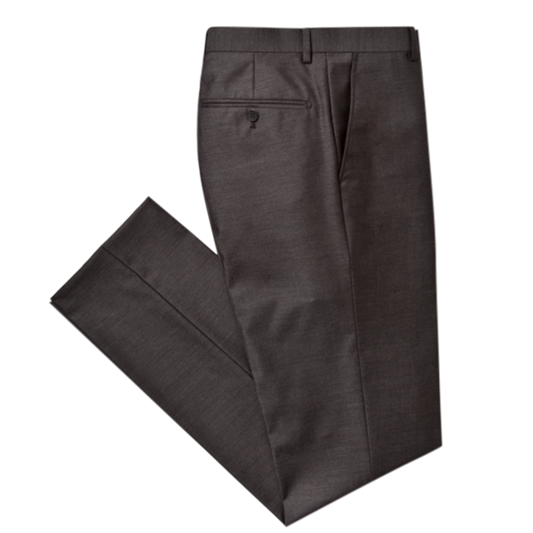 Essential Charcoal Modern Fit Suit Pant