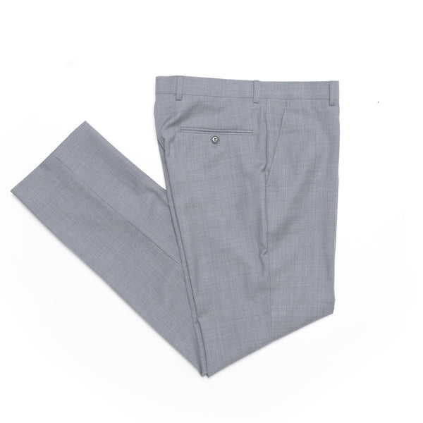 The New Essential Grey Slim Fit Suit Pant