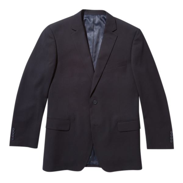 Essential Navy Modern Fit Suit Jacket