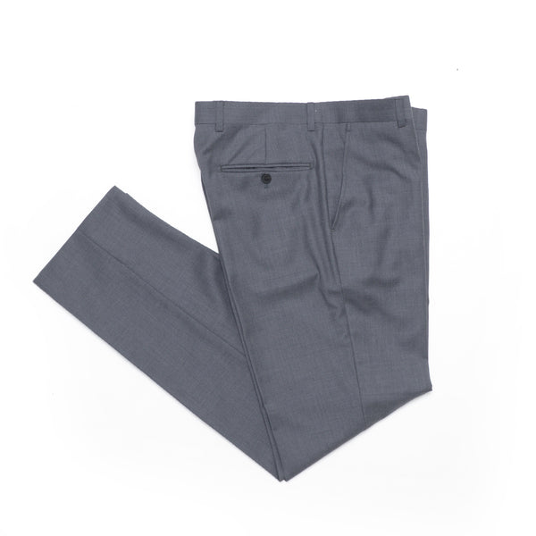 The New Essential Charcoal Slim Fit Suit Pant