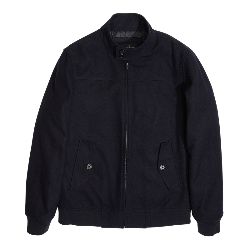 Navy Club Jacket