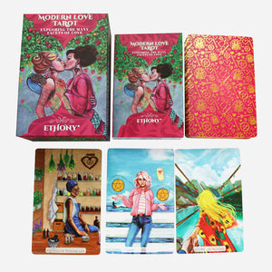 Modern Love Tarot - Exploring The Many Facets of Love