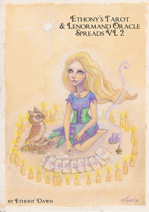 Ethony's Tarot and Lenormand Oracle Spreads eBook - VL2