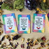 Money Magic Manifestation Cards