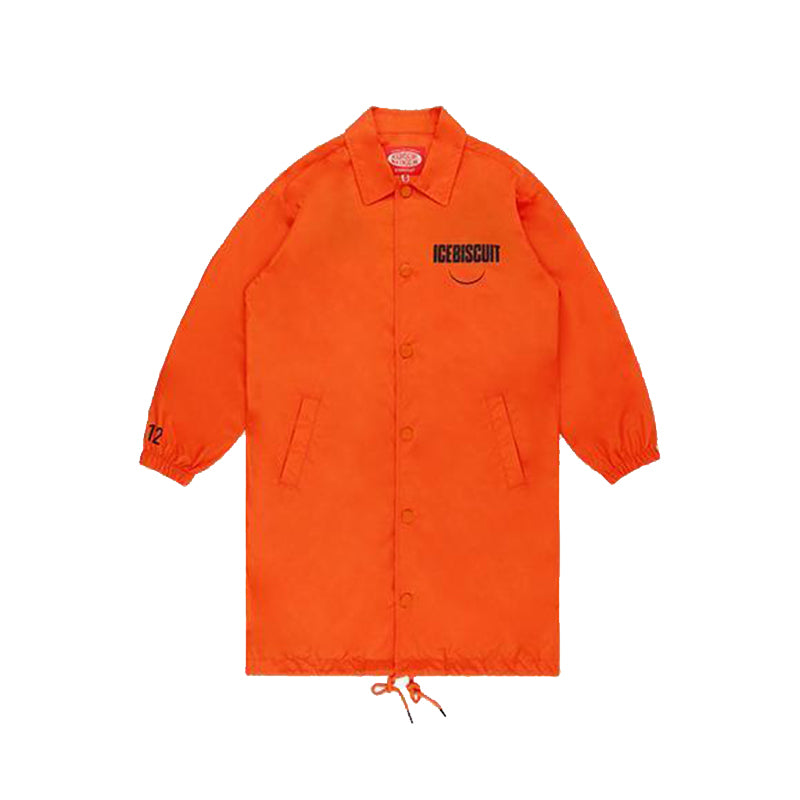 Icebiscuit long coach jacket
