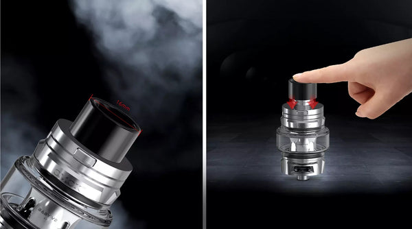 16MM V2 BABY EXCLUSIVE DELRIN DRIP TIP