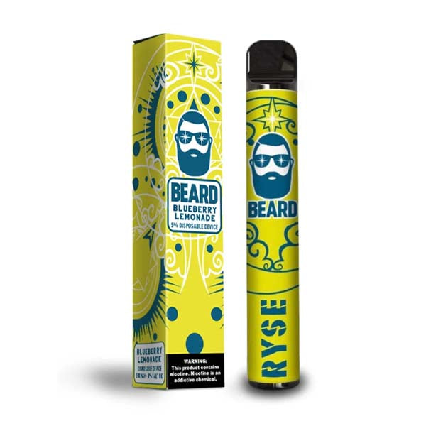 THE BEARD BAR DISPOSABLE VAPE