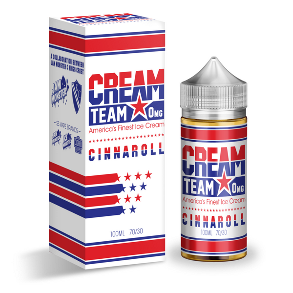 Cinnaroll 100ml by Cream Team - ANA Traders
