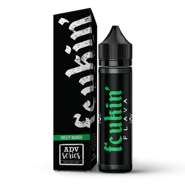 Freezy Mango 60ml by Fcukin' Flava ADV Series - ANA Traders