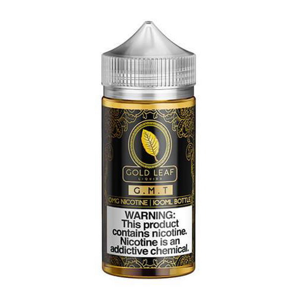 GMT 100ml by Gold Leaf Liquids - ANA Traders