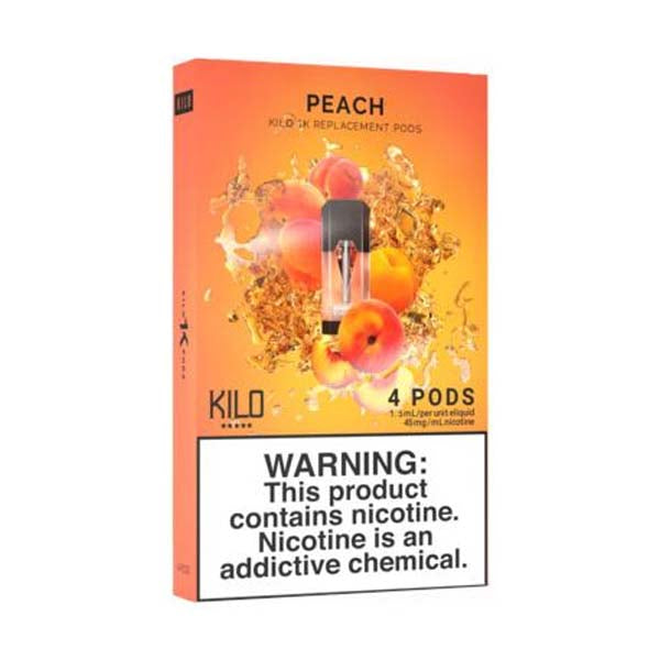 KILO PEACH PODS 45MG